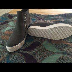Steve Madden sneakers.